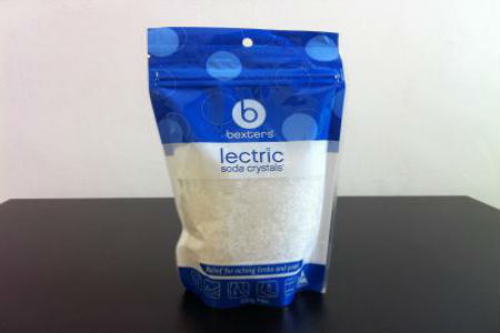 Lectric soda crystals, relieve pain, purchased from Melbourne, CLifton Hill, Abbotsford and Fitzroy
